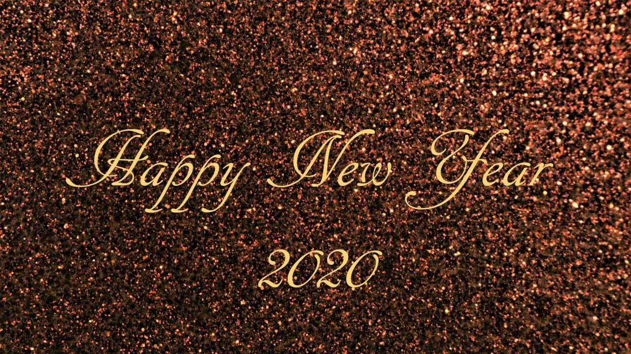 Photo Happy New Year 2020 New Year Wishes Quotes What